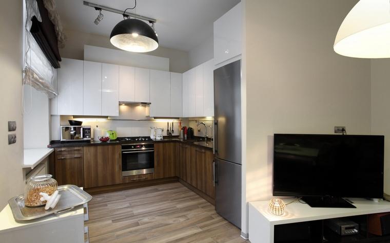 Квартира. кухня из проекта , фото №64655