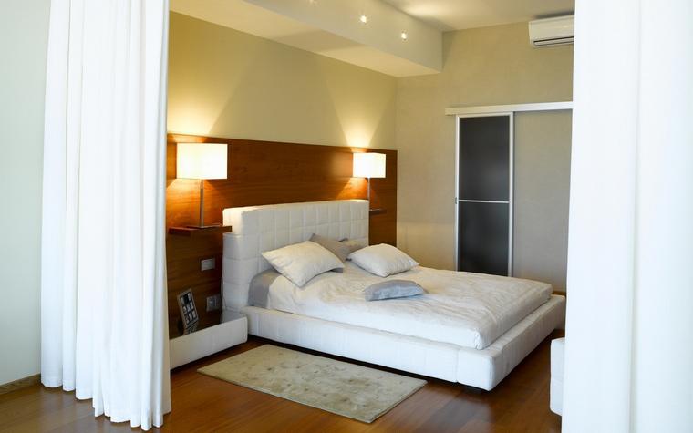 Фото № 64728 спальня  Квартира
