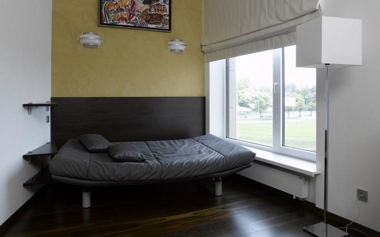 Фото № 64727 спальня  Квартира