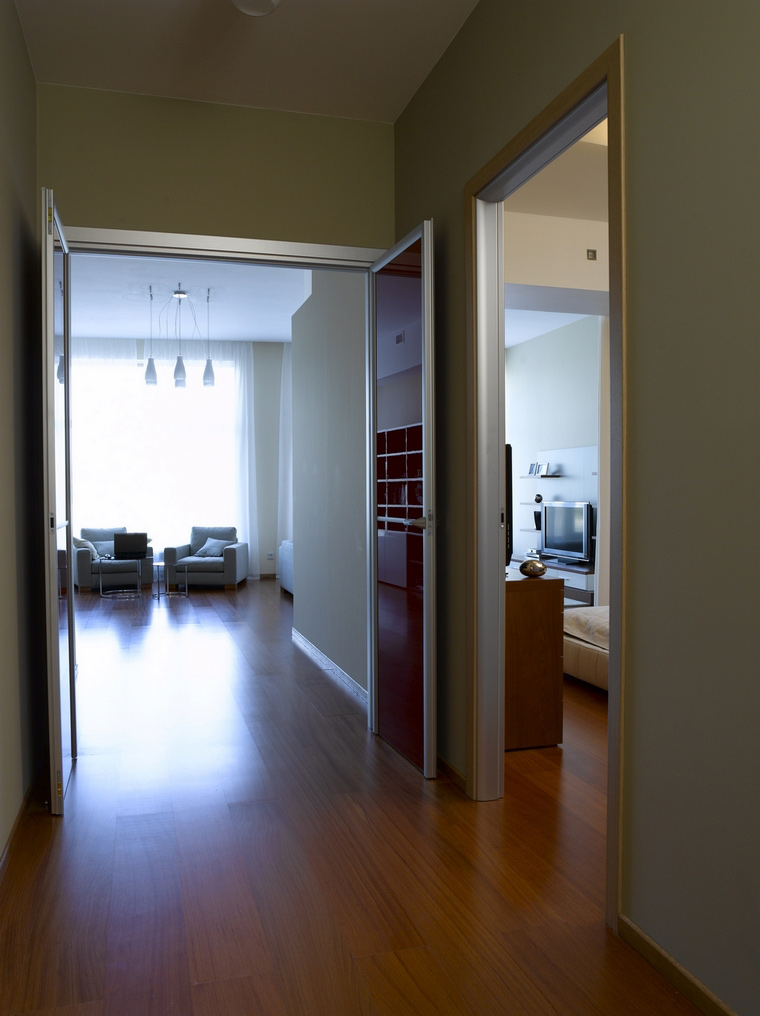 Фото № 64729 холл  Квартира