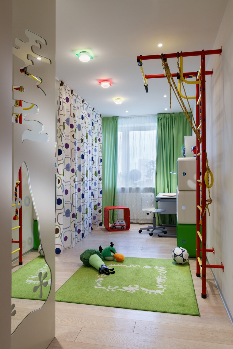 Фото № 64738 детская  Квартира