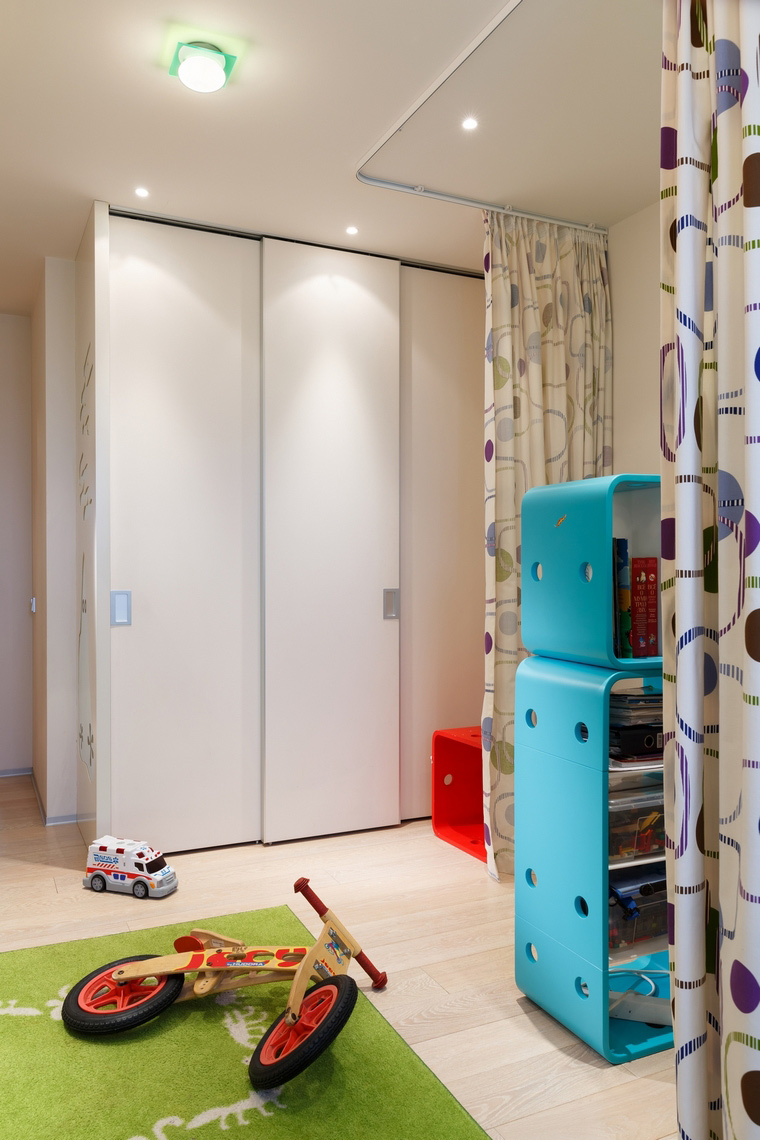Фото № 64739 детская  Квартира