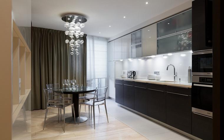 Фото № 64734 кухня  Квартира