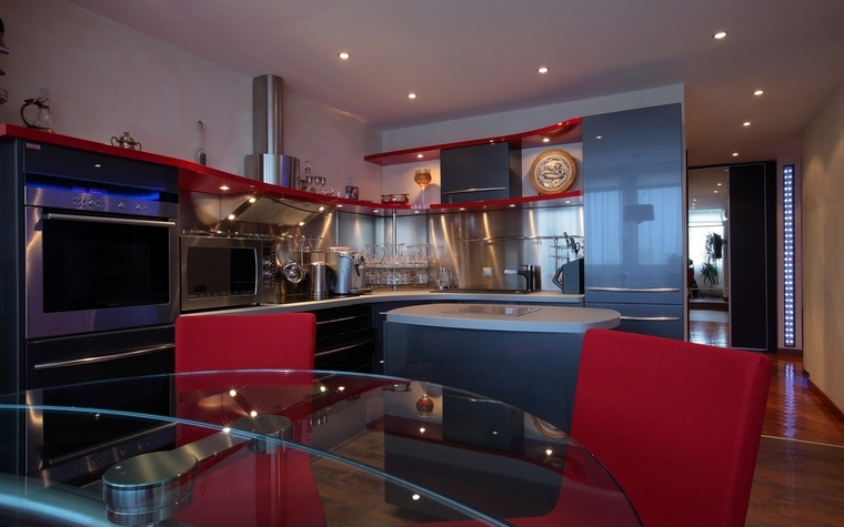 интерьер кухни - фото № 64753