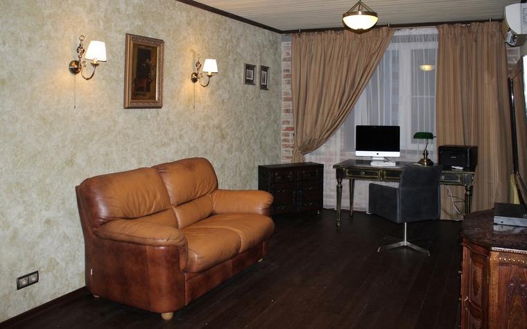 Квартира. кабинет из проекта , фото №64825