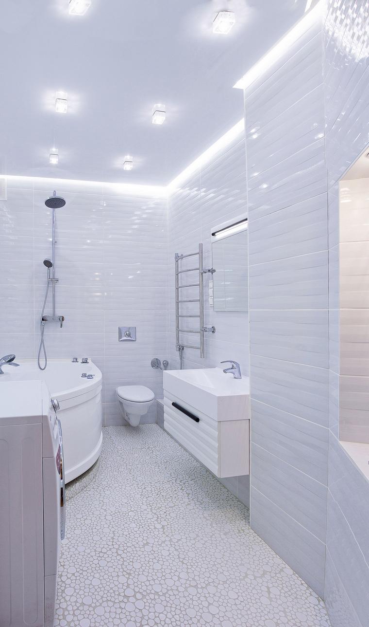 Фото № 64842 ванная  Квартира
