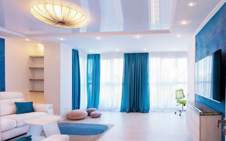 Фото № 64838 гостиная  Квартира
