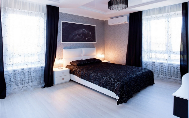 Фото № 64840 спальня  Квартира