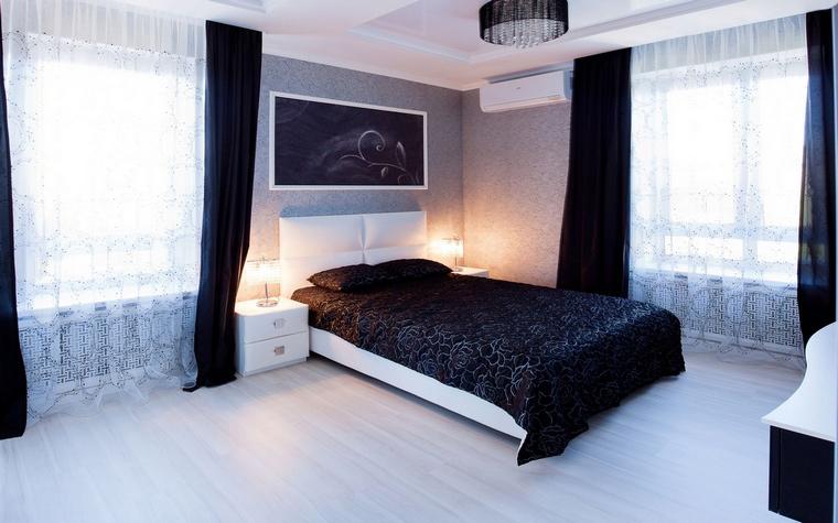 интерьер спальни - фото № 64840