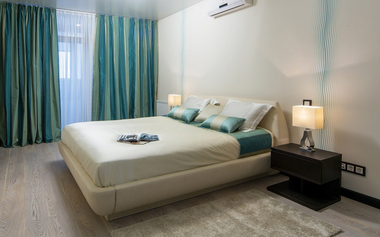 Фото № 64918 спальня  Квартира