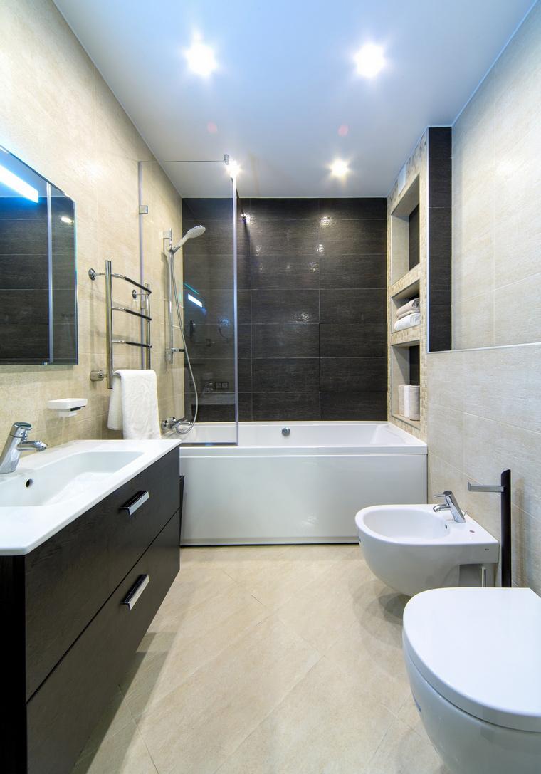 интерьер ванной - фото № 65316