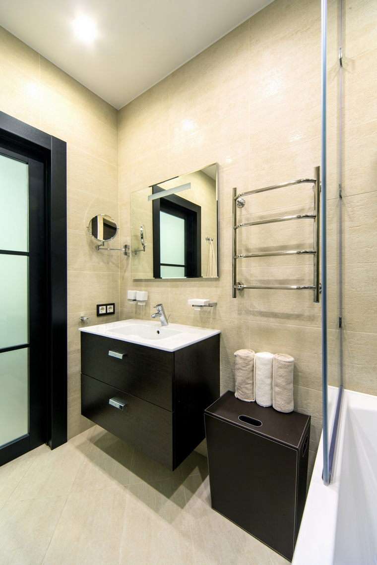Фото № 65317 ванная  Квартира