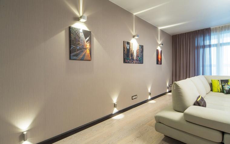 интерьер гостиной - фото № 65322