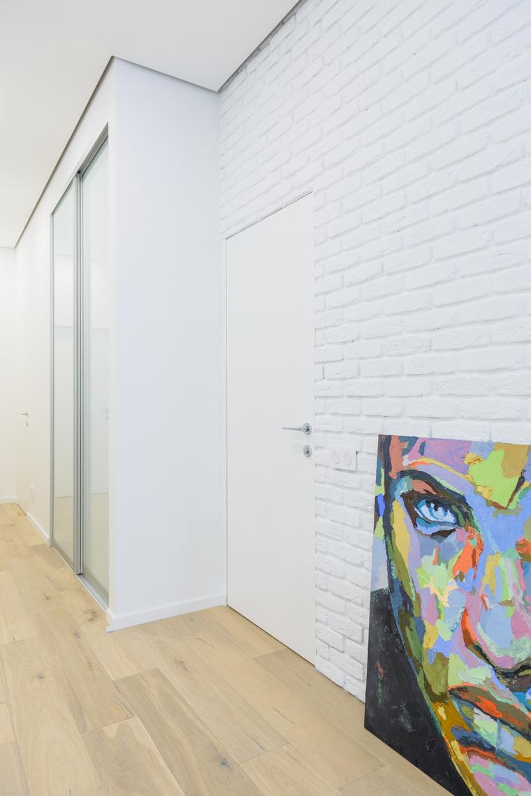 Квартира. холл из проекта , фото №65018