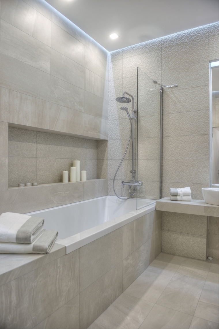 Квартира. ванная из проекта , фото №65017