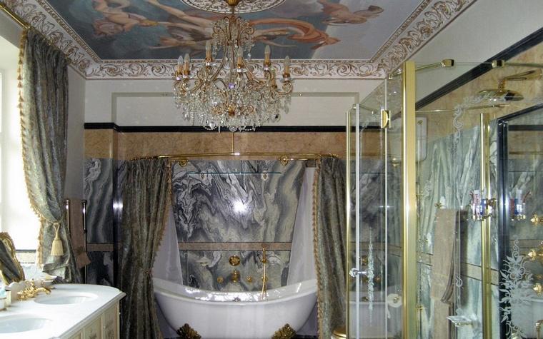 интерьер ванной - фото № 65084