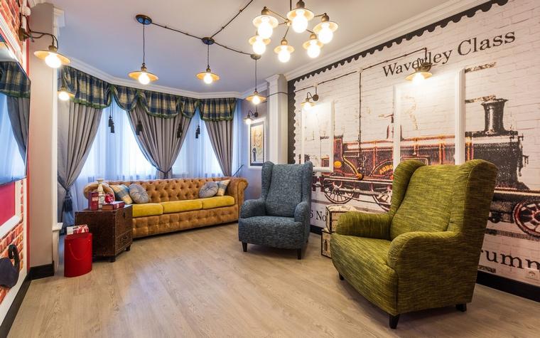 интерьер гостиной - фото № 65103