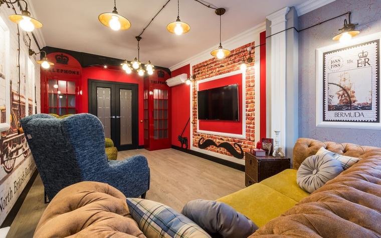 интерьер гостиной - фото № 65089