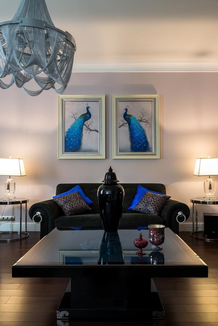 Фото № 65111 гостиная  Квартира