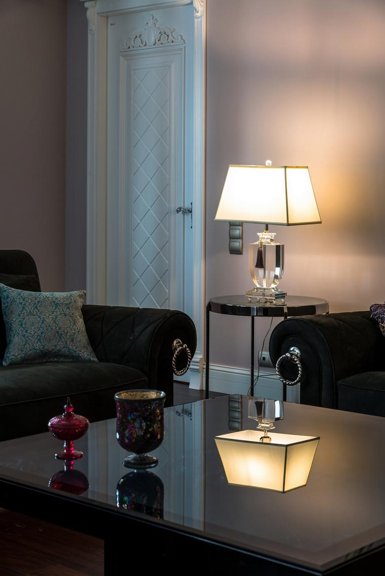 Фото № 65106 гостиная  Квартира