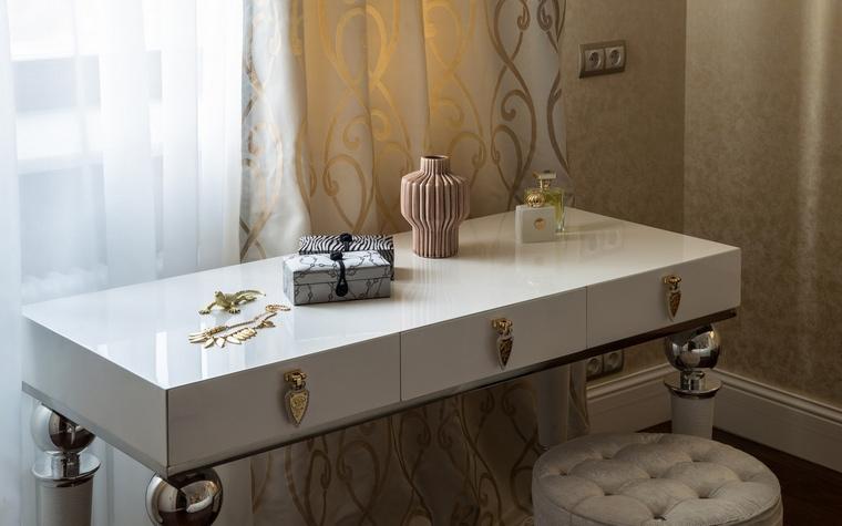 Квартира. спальня из проекта , фото №65123