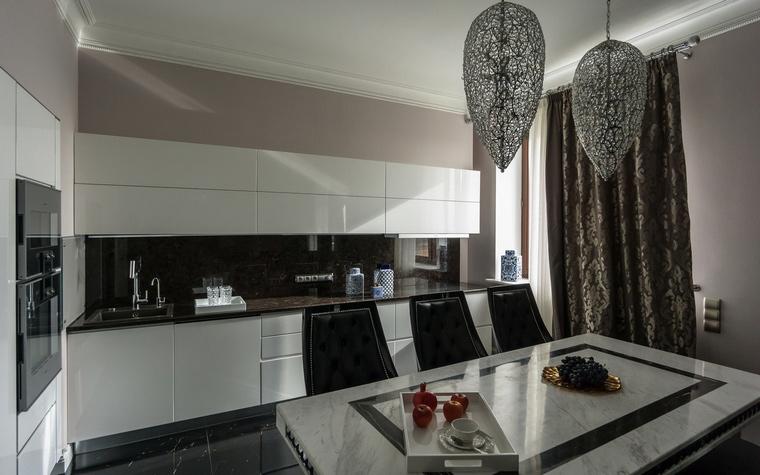 Фото № 65113 кухня  Квартира