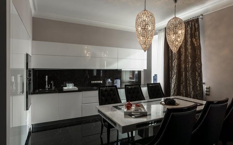 Фото № 65114 кухня  Квартира