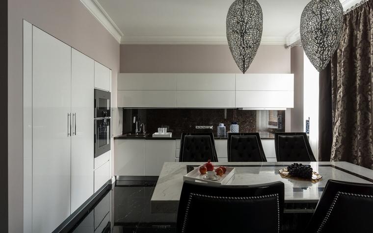 Фото № 65115 кухня  Квартира