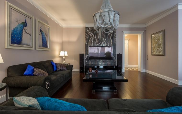 Фото № 65109 гостиная  Квартира