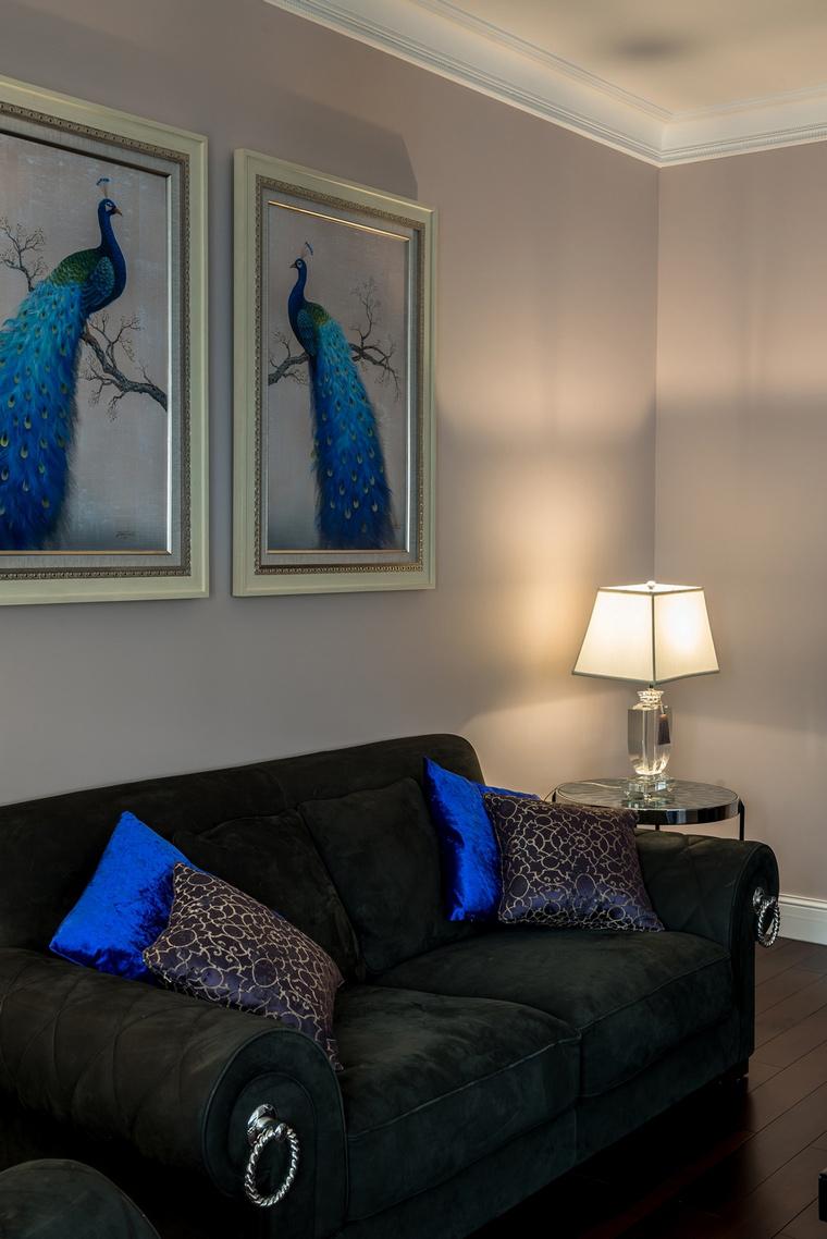 Фото № 65110 гостиная  Квартира