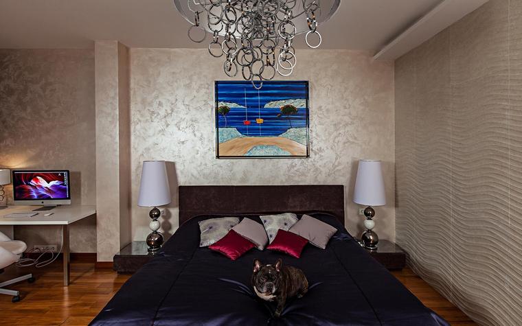 Фото № 65152 спальня  Квартира