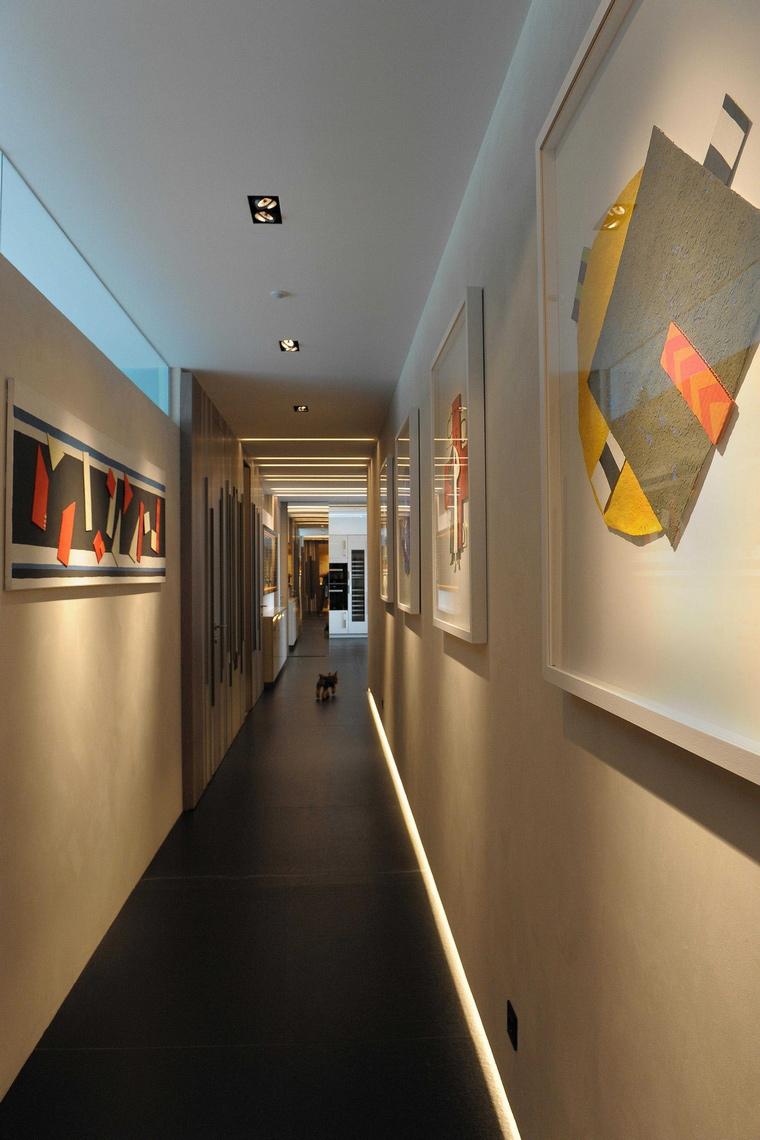 интерьер холла - фото № 65179