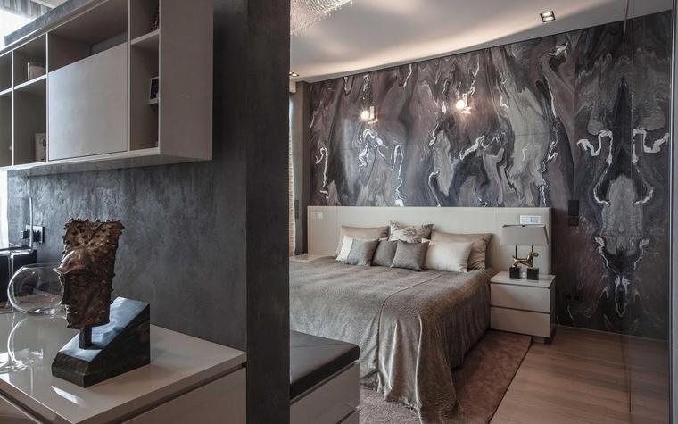 Фото № 65174 спальня  Квартира