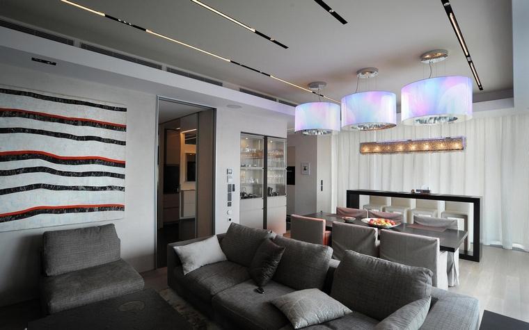 интерьер гостиной - фото № 65162
