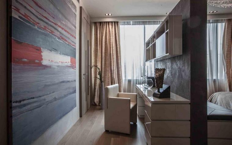 Фото № 65175 спальня  Квартира