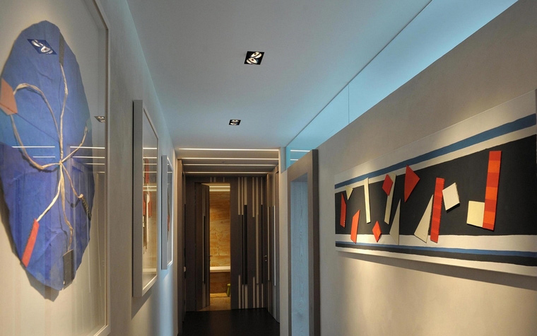 интерьер холла - фото № 65180