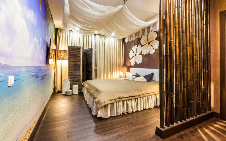 Квартира. спальня из проекта , фото №65189