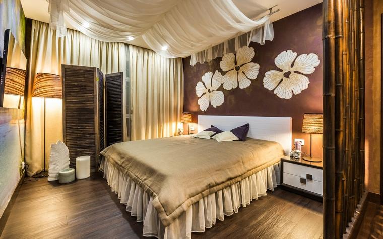 Квартира. спальня из проекта , фото №65191