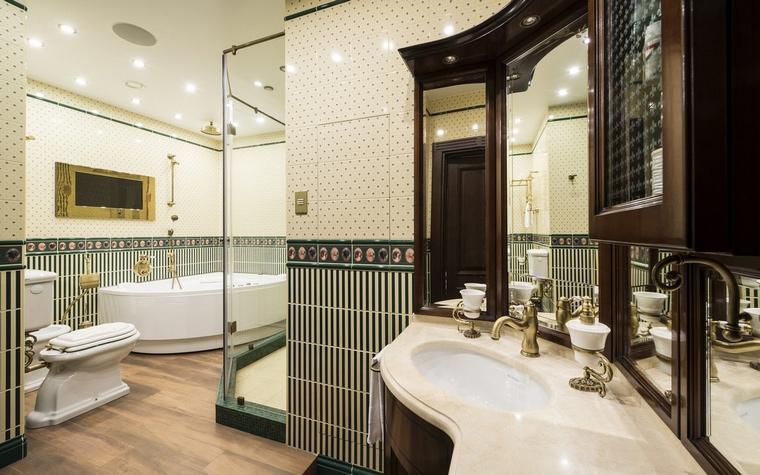 интерьер ванной - фото № 65208