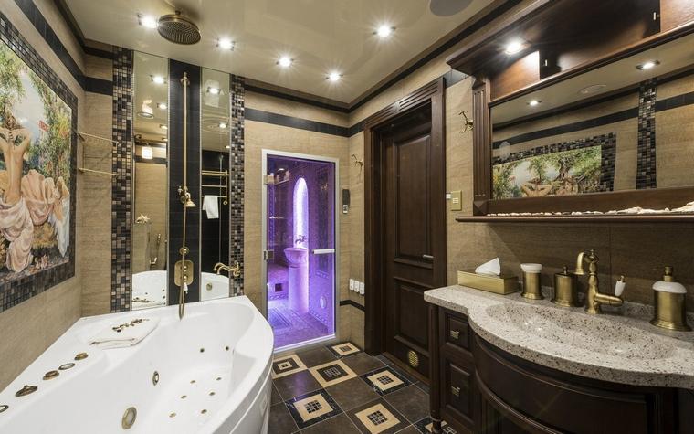 интерьер ванной - фото № 65210