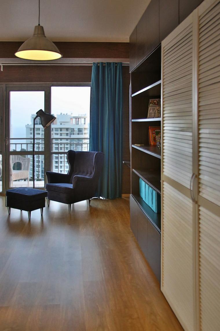 Квартира. гостиная из проекта , фото №65221