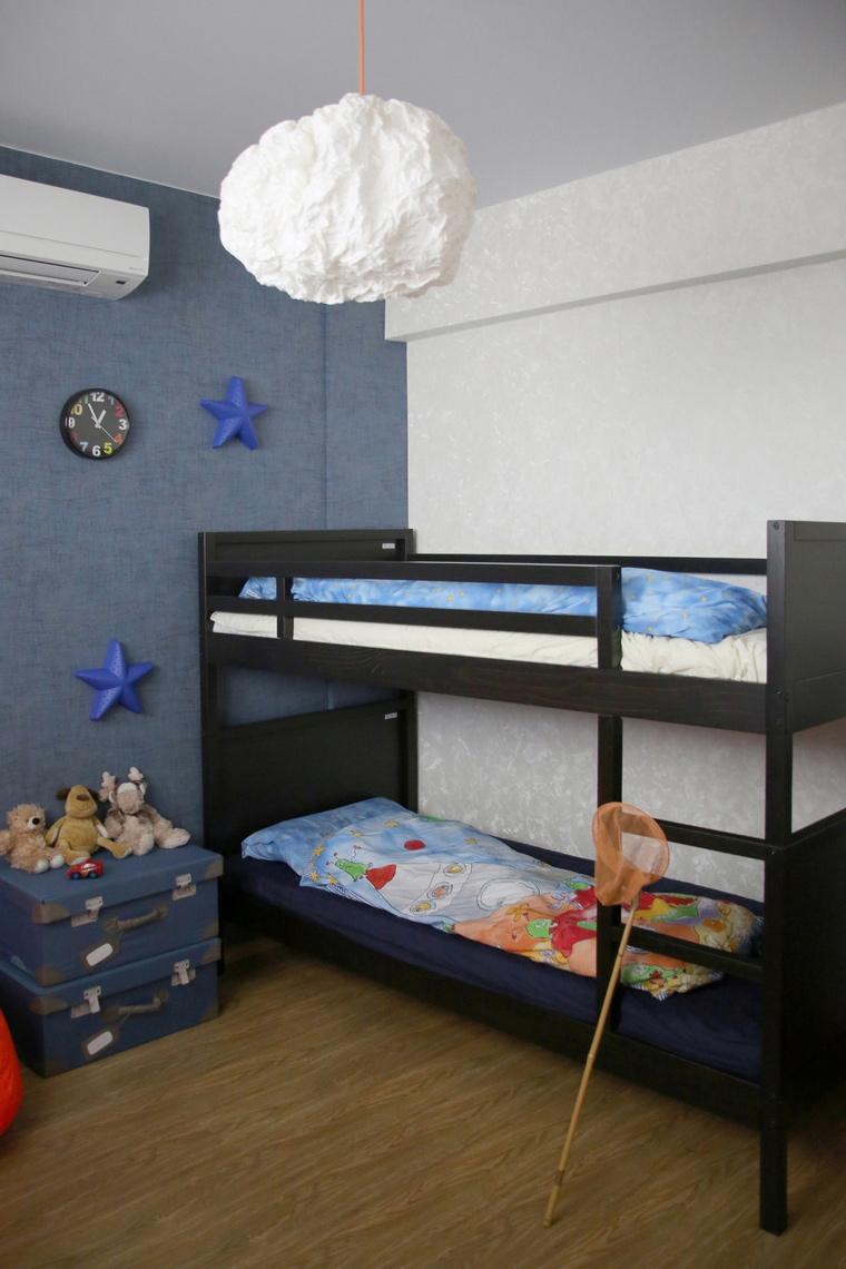 Квартира. детская из проекта , фото №65222