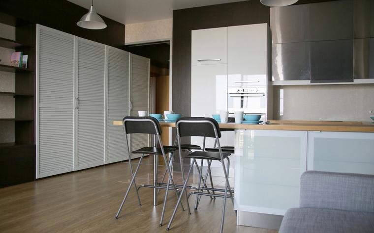 Фото № 65218 кухня  Квартира