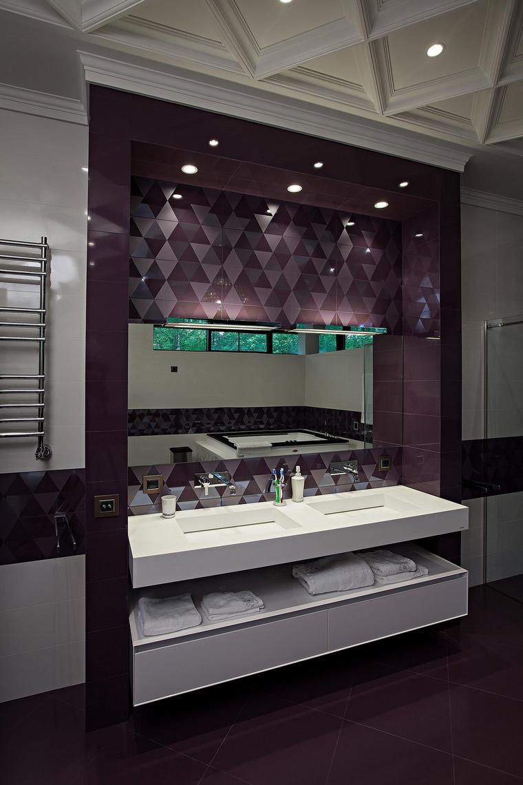 Фото № 65250 ванная  Квартира