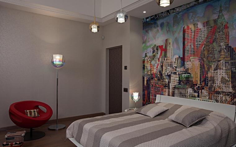 Фото № 65247 спальня  Квартира