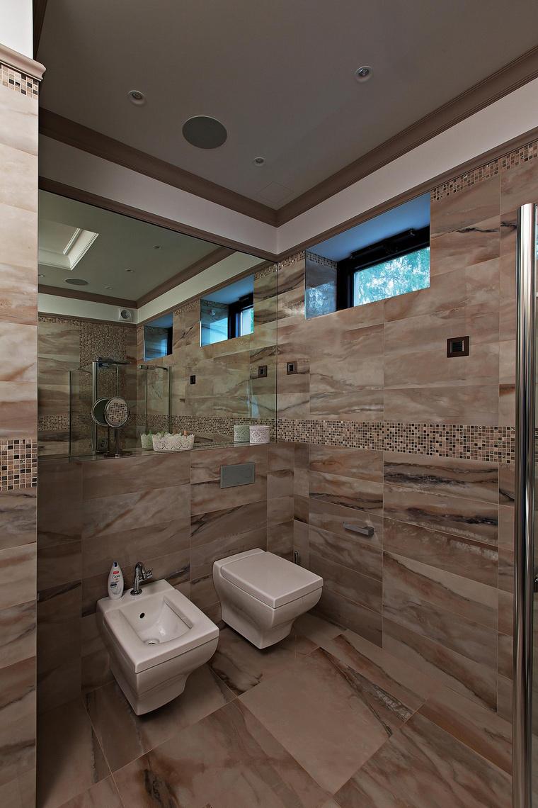 интерьер ванной - фото № 65251