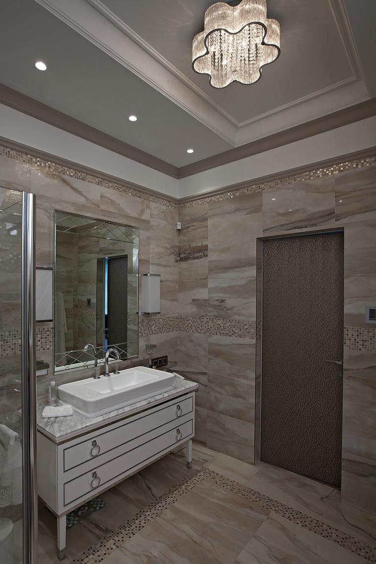 интерьер ванной - фото № 65252