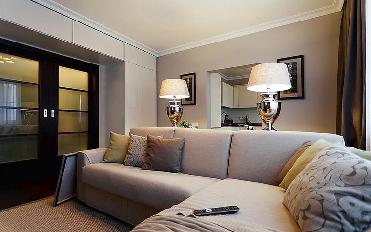 Фото № 65308 гостиная  Квартира