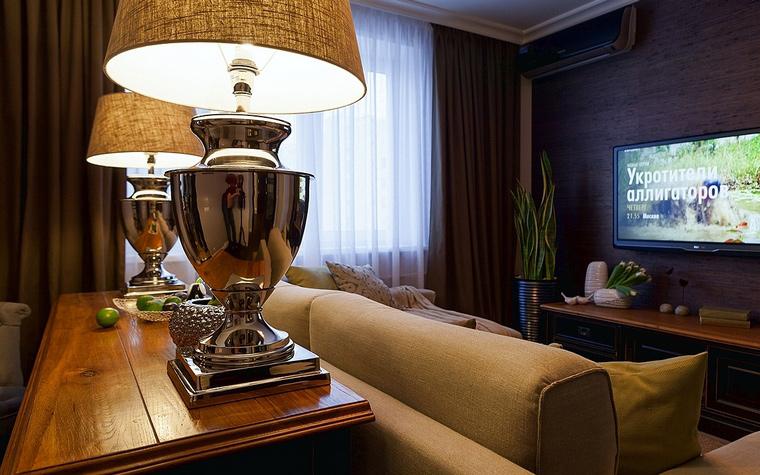 Фото № 65306 гостиная  Квартира