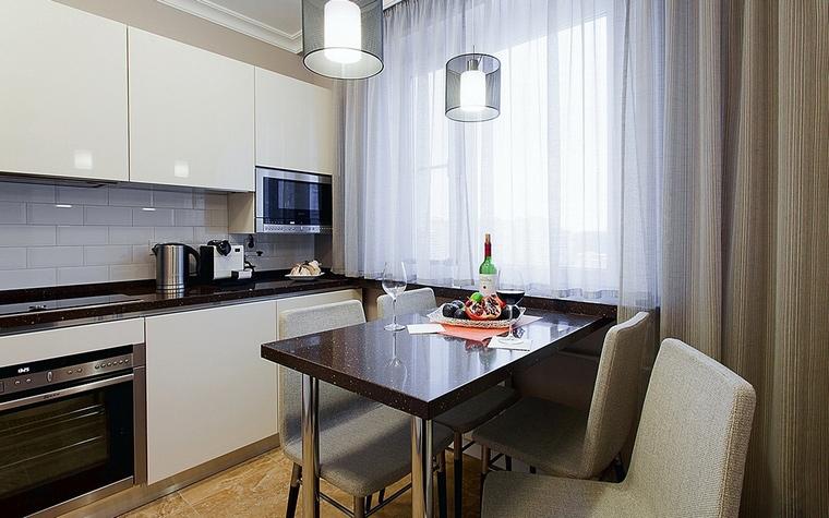 Фото № 65311 кухня  Квартира